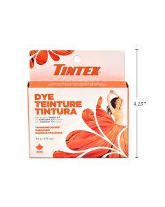 Tintex Fabric Dye - 50gr ~ Tangerine