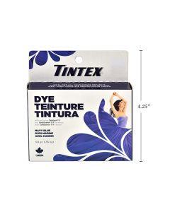 Tintex Fabric Dye - 50gr ~ Navy Blue