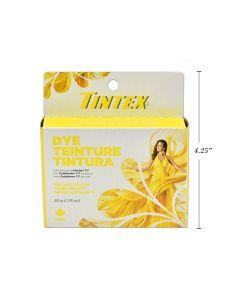Tintex Fabric Dye - 50gr ~ Brilliant Yellow