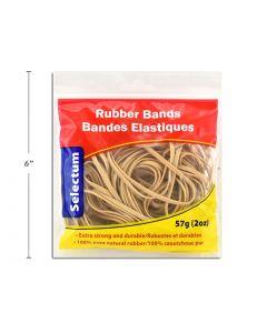 Selectum Rubber Bands #33 - natural color ~ 2oz/57gram bag