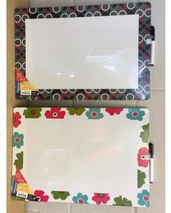 """Whiteboard {Dry Erase} with Marker ~ 16"""" x 11"""""""