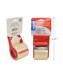 "Selectum Packing Tape in Dispenser ~ 2"" x 800"""