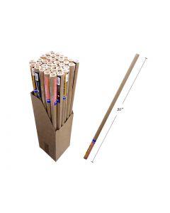 "Selectum Kraft Postal Wrapping Paper ~ 30"" x 10' per roll"