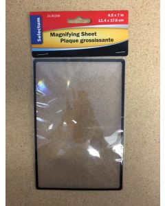 "Selectum Magnifying Sheet ~ 4.5"" x 7"""