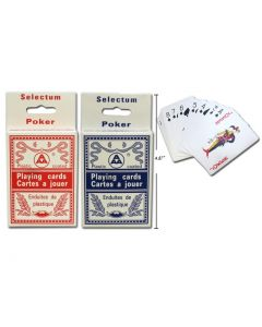 Selectum Poker Playing Cards