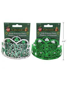 """St. Patrick's Day """"Irish Princess"""" Tiara"""