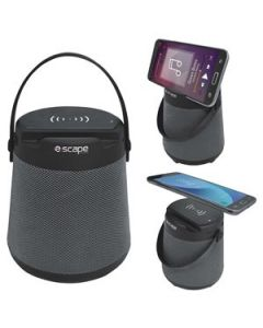 Wireless Hands Free Speaker & Charger with FM Radio
