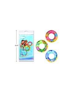 "Sea Adventures Inflatable Swim Ring ~ 20"" D"