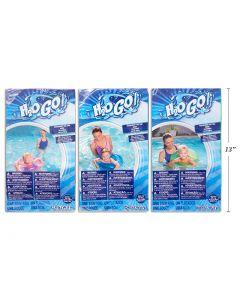 """20"""" Inflatable Transparent Swim Ring"""