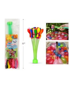 Water Bomb Filler Factory with 37 balloons