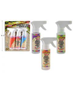 Washable Sidewalk Chalk Sprayer - 0.36oz ~ 3 per pack