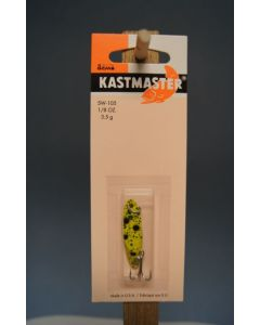 Kastmaster 1/8oz ~ Frog