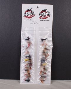 Foam ~ Assorted Colors Trout Dry Fly