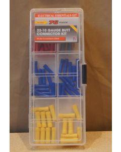 Butt Connector Assortment Kit ~ 76 pieces