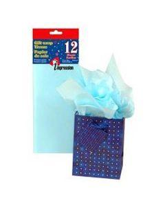 Tissue Paper - LIGHT BLUE ~ 10 per pack