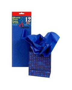 Tissue Paper - DARK BLUE ~ 10 per pack