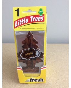Little Tree Air Fresheners ~ Leather