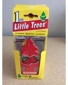 Little Tree Air Fresheners ~ Strawberry
