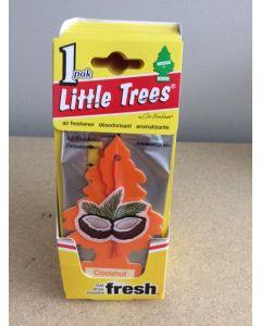 Little Tree Air Fresheners ~ Coconut