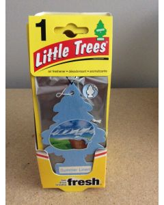 Little Tree Air Fresheners ~ Summer Linen