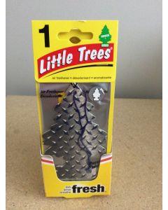 Little Tree Air Fresheners ~ Pure Steel