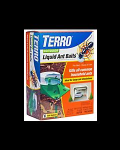 Terro Outdoor Liquid Ant Baits ~ 6 per pack