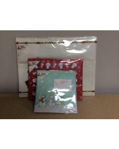 Christmas Bubble Mailer Envelopes ~ 3 asst