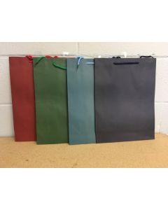 Large Gift Bags ~ Kraft Bag Solid Colors