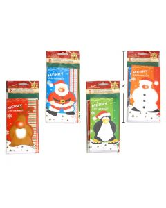 Christmas Money Card Holder ~ 8 per pack