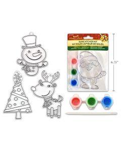 Christmas Sun Catcher Craft Kit