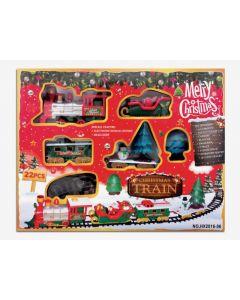 Christmas Train Set ~ 22 pieces