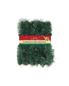 "Christmas Pine Garland - 4 Ply ~ 2-1/3"" x 20'"