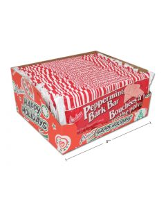 Christmas Palmer Peppermint Bark Bar ~ 128gram